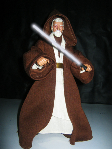 Ben (Obi Wan) Kenobi and other Jedi Figures