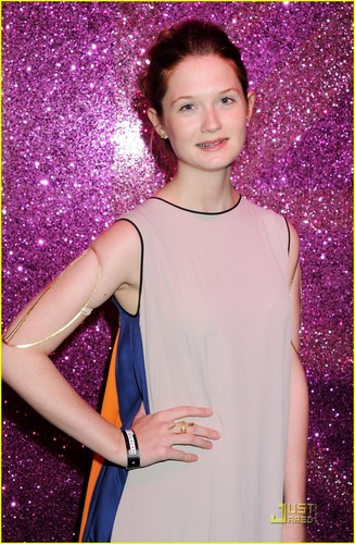 Bonnie Wright: Rimmel London Lady
