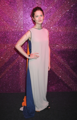 Bonnie attends the Pre-London Fashion Week Rimmel & Kate Moss Party