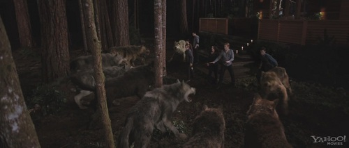 Breaking Dawn Part 1 HD Trailer Screencaps - jacob-black Screencap