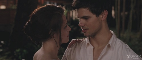 Breaking Dawn Part 1 HD screencaps - jacob-and-bella Screencap