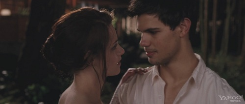 Jacob and Bella wallpaper titled Breaking Dawn Part 1 HD screencaps