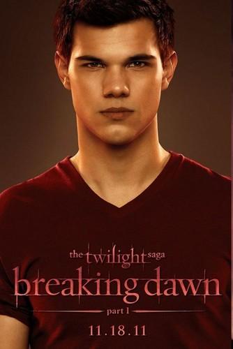 Breaking Dawn Jacob promo poster