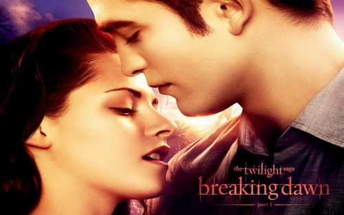 Breaking Dawn The Movie پیپر وال probably containing a portrait entitled Breaking Dawn پیپر وال