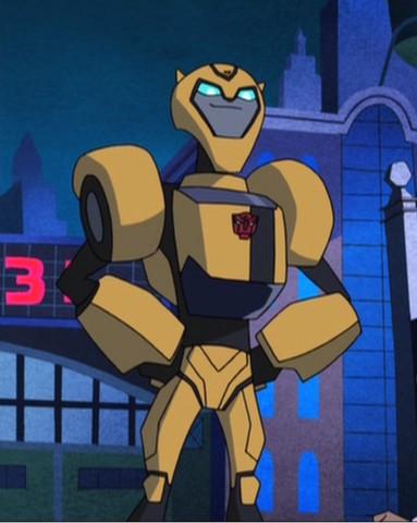 Bumblebee Transformer Cartoon Pictures