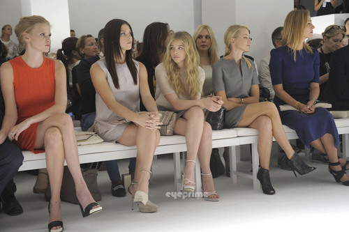 Calvin Klein Collection Spring 2012 Mercedes-Benz Fashion Week