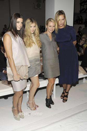 Calvin Klein Collection Spring 2012 Mercedes-Benz Fashion Week