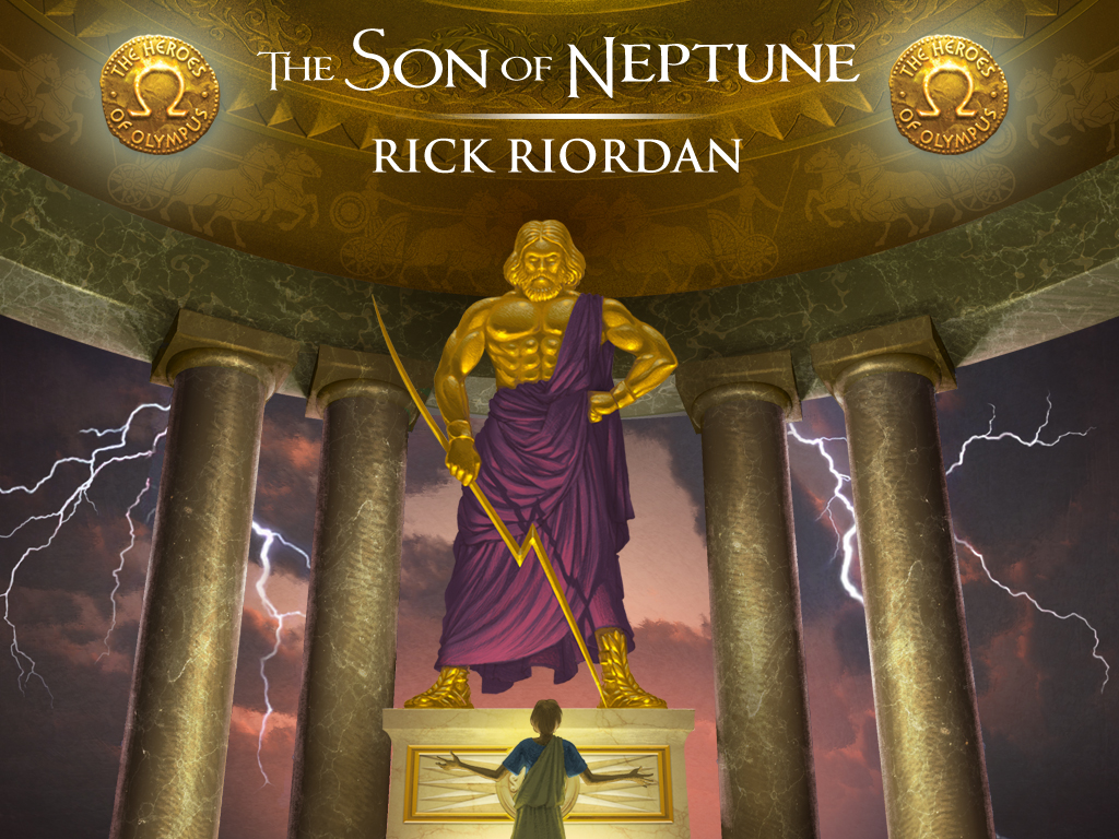 Heroes of olympus son of neptune summary