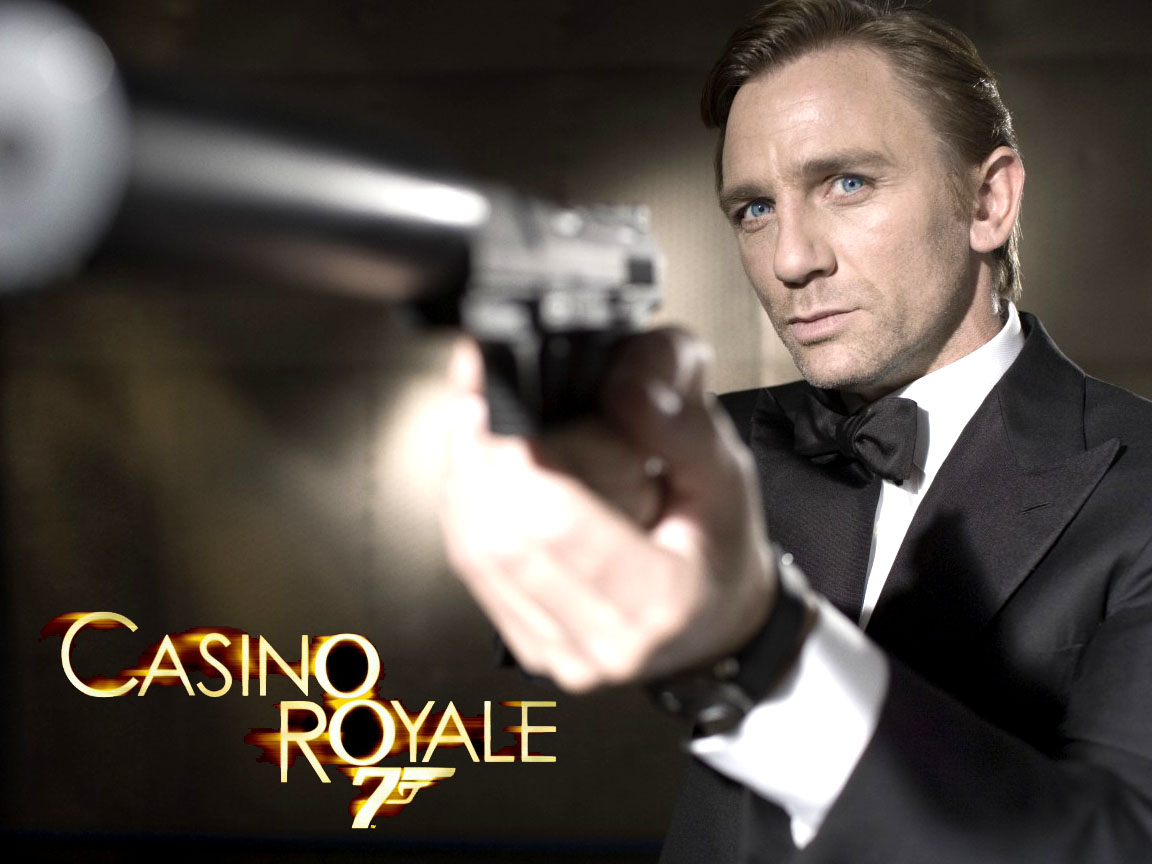 bond casino royale