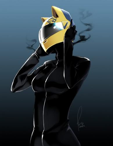 Celty-chan