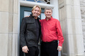 Chad Kroeger &amp; Stephen Harper - chad-kroeger photo