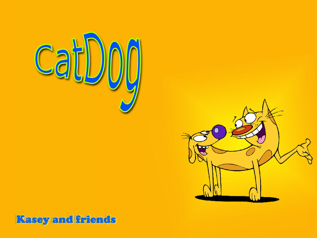 Kasey And Friends Images Character Wallpaper Catdog Hd Wallpaper