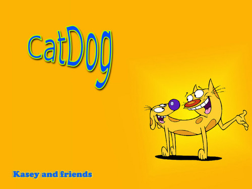Character Wallpaper: CatDog