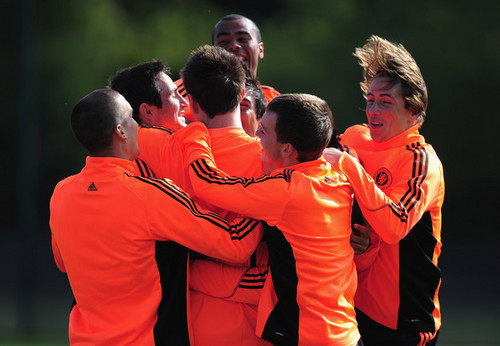 Chelsea Training 12.09.2011