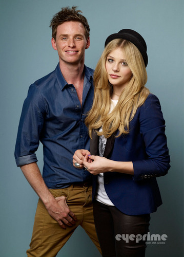 "Chloe Moretz: ""Hick"" Portrait Session during TIFF"