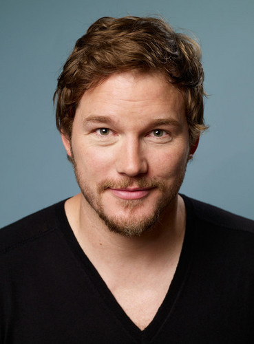 Chris Pratt @ 2011 Toronto Film Festival - 'Moneyball' Portrait