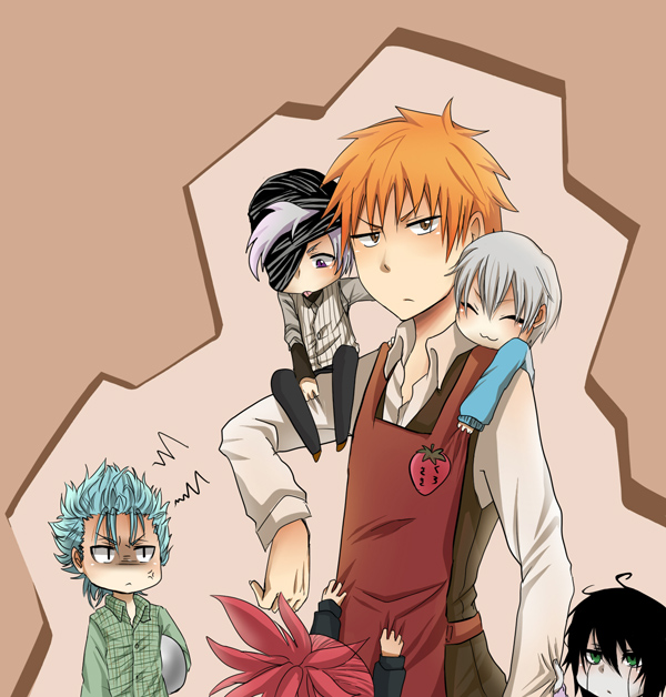 Cute Bleach