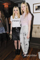 Dakota and Elle Fanning: Rodarte Show during MBFW, Sep 13 - dakota-fanning photo