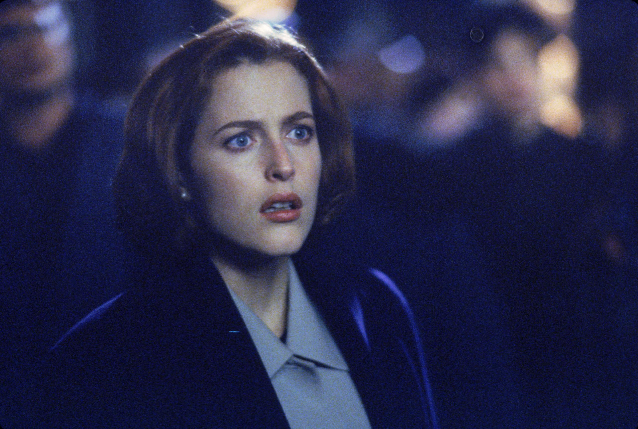 Dana Scully