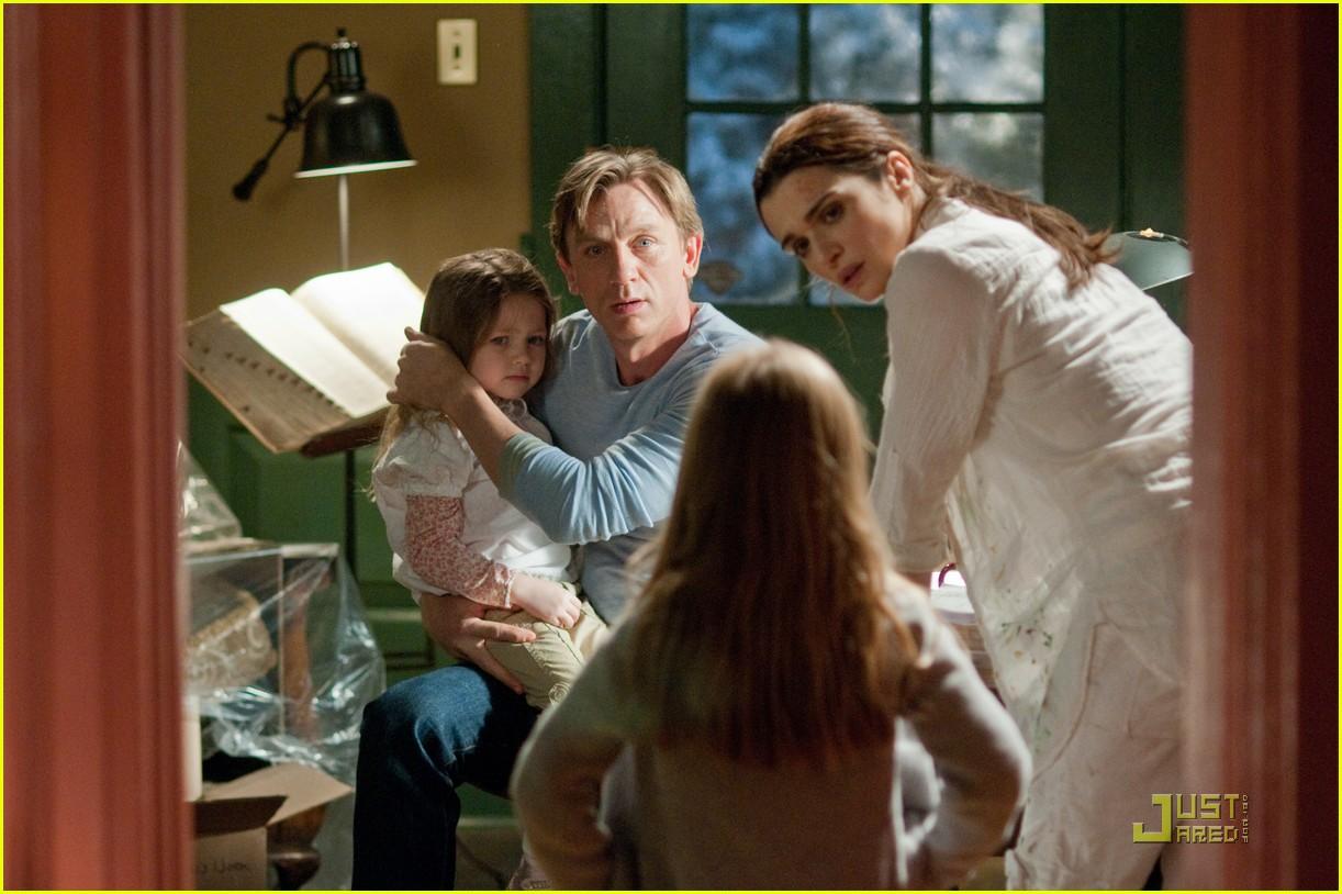Daniel Craig & Rachel Weisz: 'Dream House' Stills!