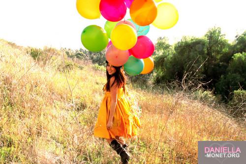 Daniella Monet: Claire Oring Photoshoot 2011