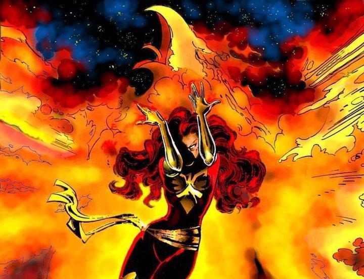 Dark Phoenix Wallpaper by Art-Master-1983 on DeviantArt