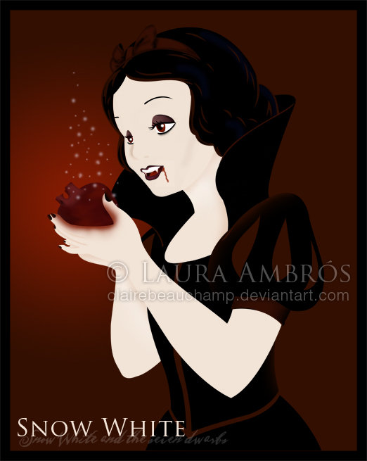 Dark Princess Art Princess Dark Snow White