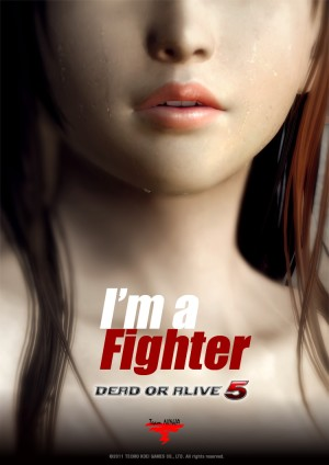 Dead au Alive 5 | I'm a Fighter