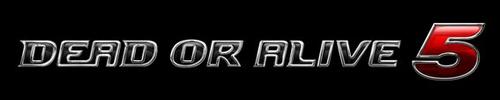 Dead o Alive 5 | Logo