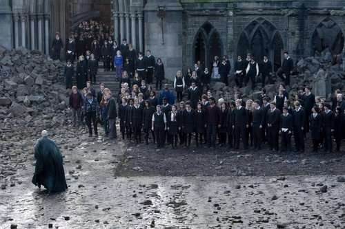 Deathly Hallows Part 2 [Behind the Scenes]
