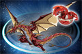 Delta Dragonoid  - dragoinoid-bakugan photo