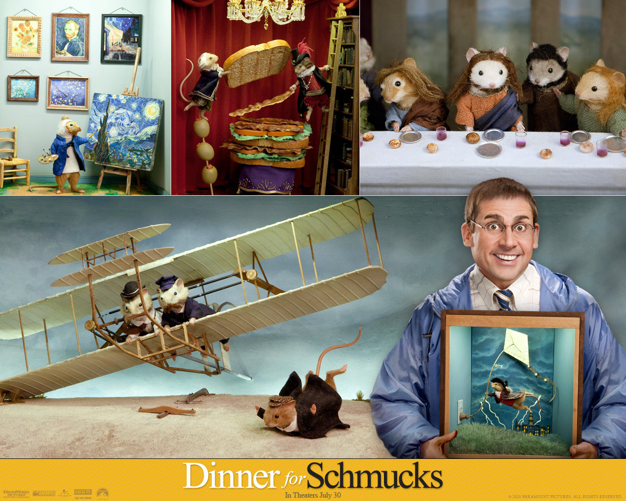 Dinner for Schmucks images Dinner For Schmucks! HD ...