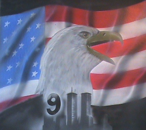 Eagle: never forget