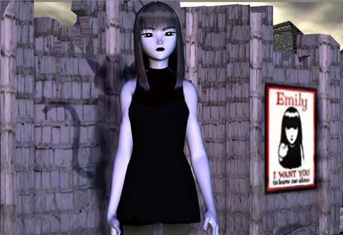 Emily the Strange 3D