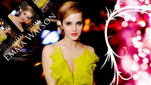 Emma Watson 壁纸 ❤