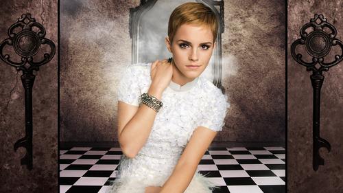 Emma Watson 壁紙 ❤