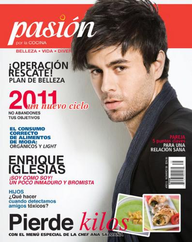 Enrique Iglesias Pasion
