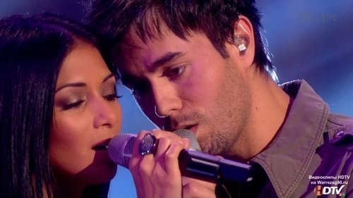 Enrique and Nicole