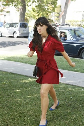 New Girl fond d'écran entitled Episode 1.02 - Kryptonite - Promotional photos