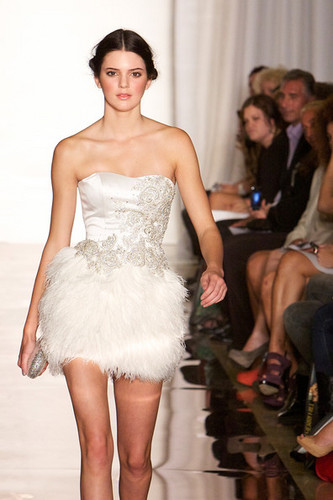 Evening Sherri collina - pista di decollo, pista - Spring 2012 Mercedes-Benz Fashion Week