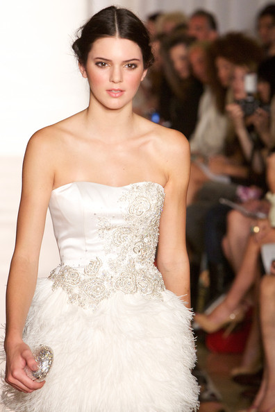 c21412bdb7 Kendall Jenner images Evening Sherri Hill - Runway - Spring 2012 Mercedes- Benz Fashion Week wallpaper and background photos