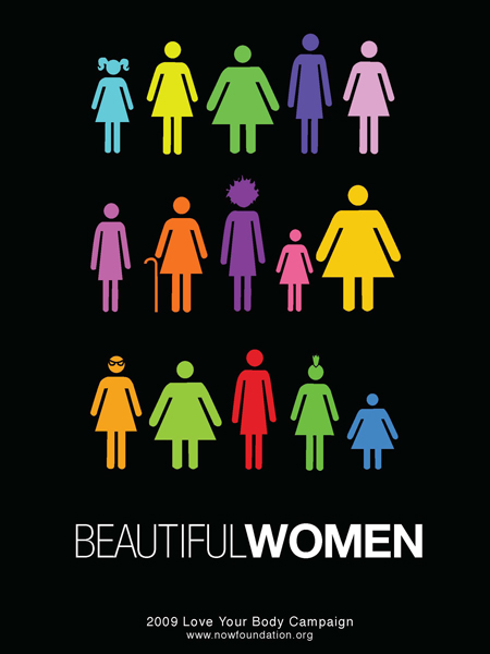 beauty and body image in the How culture can influence your body image and ideals of beauty.