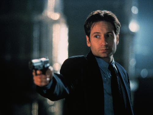 cáo, fox Mulder