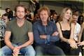 Gerard Butler: Diesel Black Gold Front Row! - gerard-butler photo