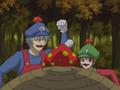 Gintoki and kagura