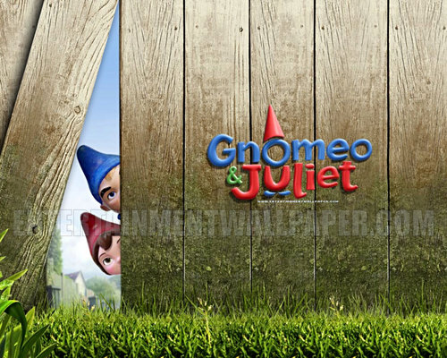 Gnomeo and Juliet!
