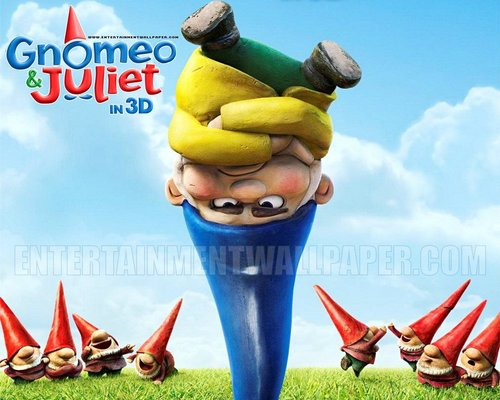 Gnomeo and Juliet!