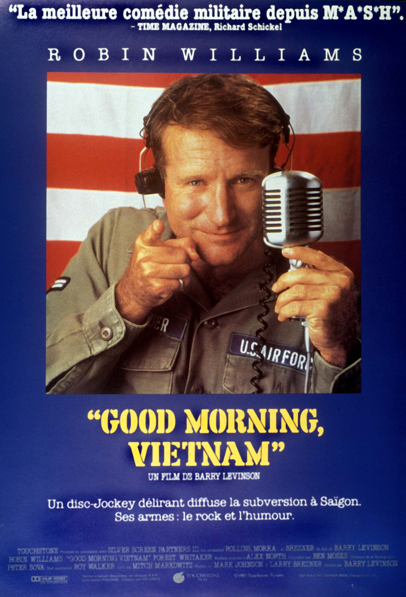 Good Morning Vietnam Kanye : Good morning vietnam robin williams photo