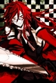 Grell Sutcliff - the-kuroshitsuji-black-butler-shinigami photo
