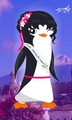 Guess who is the new Miss pinguin, penguin Mexico...